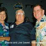 Debbie Sewell Joel Sewell Willam Cain