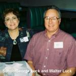 Susan George Walter Luck
